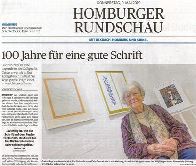 Wochenspiegel homburg